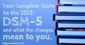 DSM-5 Updates
