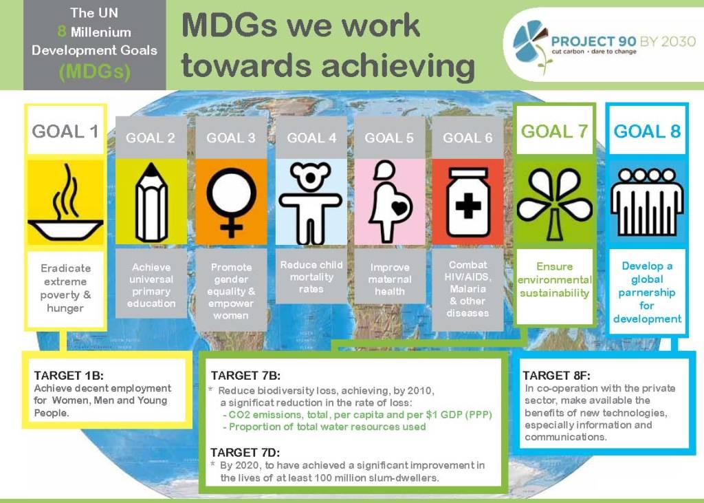 achieving millennium development goals in pakistan