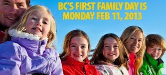 BC First Family Day