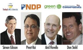 4 Candidates