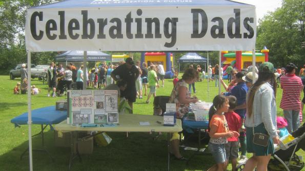 Celebrating Dads