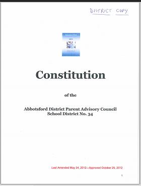 DPAC Constitution