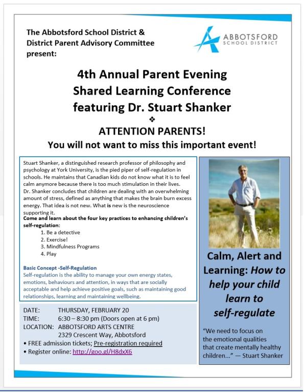 Abbotsford Shared Learning Conference
