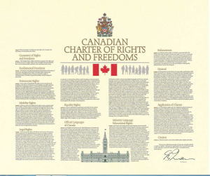 The Canadian Charter